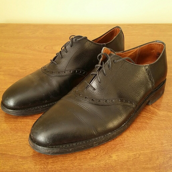 Vintage Brooks Brothers Oxford Shoes